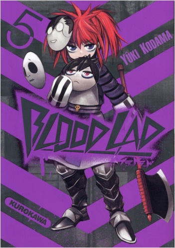 Blood Lad - tome 05