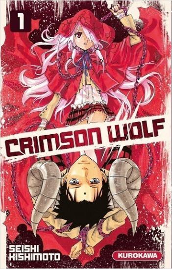 Crimson Wolf - tome 01