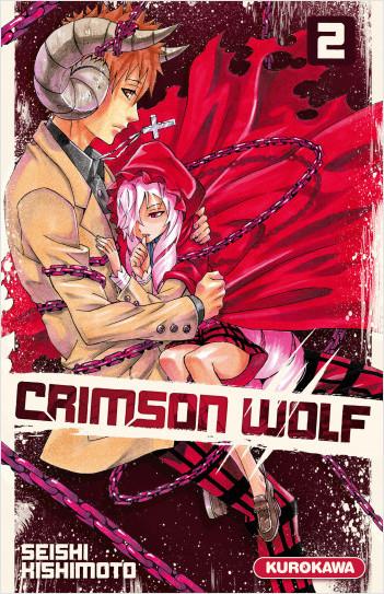Crimson Wolf - tome 02