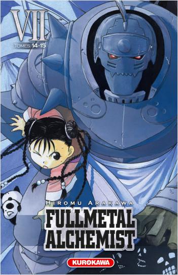 Fullmetal Alchemist - VII (tomes 14-15)