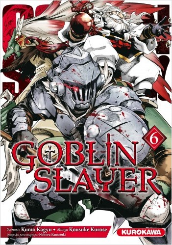 Goblin Slayer - tome 06
