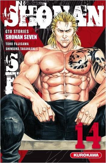 Shonan Seven - GTO Stories - tome 14