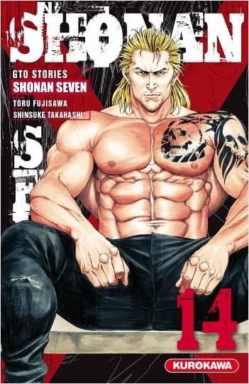 Shonan Seven - GTO Stories - tome 14