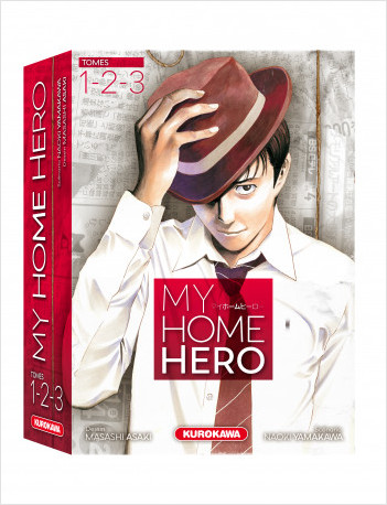 Coffret My Home Hero 1-2-3