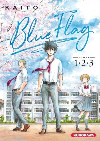 Coffret Blue Flag 1-2-3