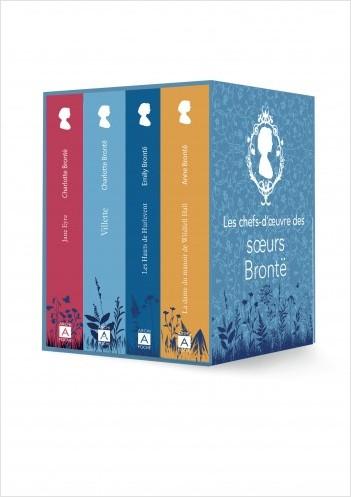 Les chefs-d'oeuvre des soeurs Brontë - Les Hauts de Hurlevent, La Dame du manoir de Wildfell, Vilett