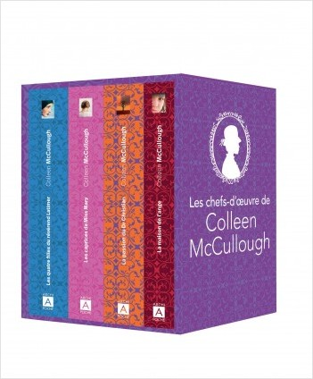 Les chefs-d'oeuvre de Colleen McCullough - Les quatre filles du révérend Latimer, La passion du doct