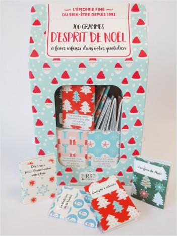 100 grammes d'Esprit de Noël