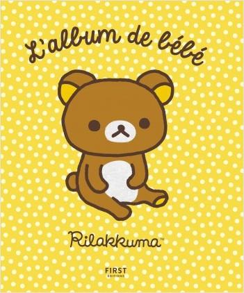L'album de bébé - Rilakkuma