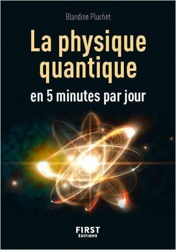 Petit livre - La physique quantique en 5 minutes par jour