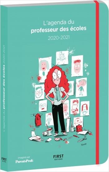 L'agenda du professeur des écoles 2020-2021