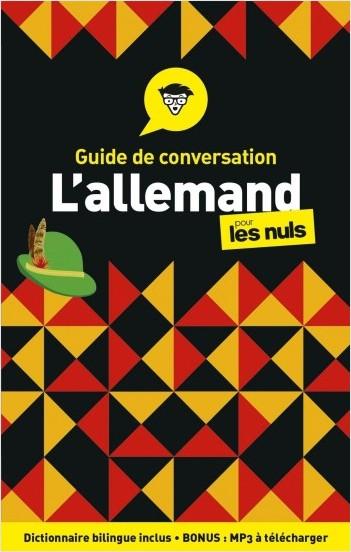 Guide de conversation Allemand pour les Nuls, 4e édition