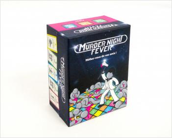Murder Night Fever – le jeu de défis totalement fous pour passer la meilleure des soirées !