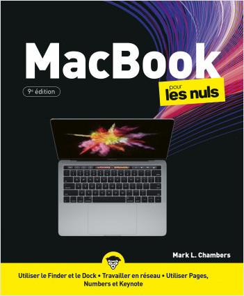 MacBook pour les Nuls, grand format 9e éd.