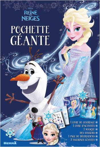 Disney - La Reine des Neiges - Ma pochette géante