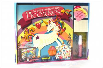 Mon coffret - Au pays magique des Licornes