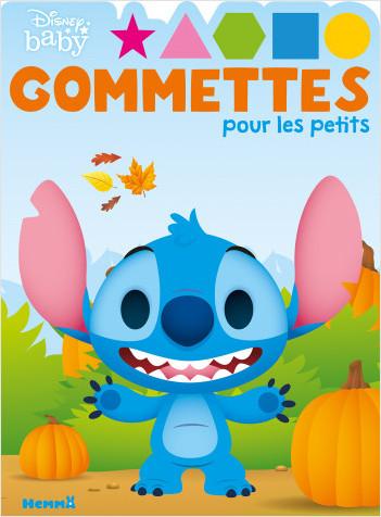 Disney Baby - Gommettes pour les petits (Stitch)