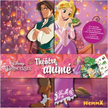 Disney Princesses - Théâtre animé - Loisirs créatifs - Dès 4 ans