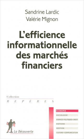 L'efficience informationnelle des marchés financiers