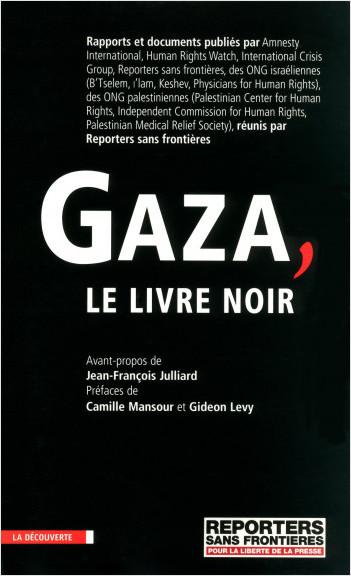 Gaza, le livre noir