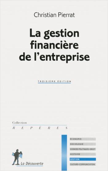 La gestion financière de l'entreprise