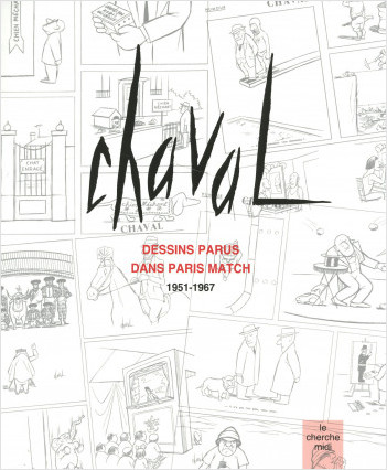Chaval, dessins parus dans Paris-Match
