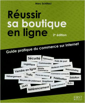 Réussir sa boutique en ligne, 2e