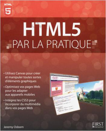HTML5 par la pratique