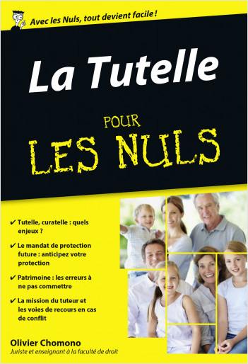 La Tutelle pour les Nuls, édition poche