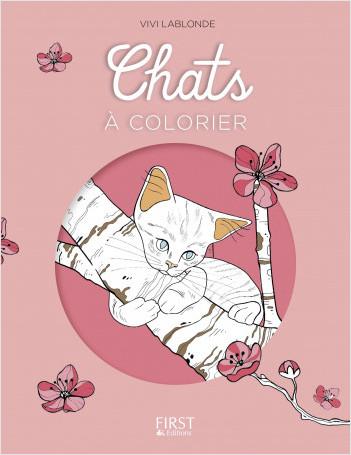 Chats à colorier