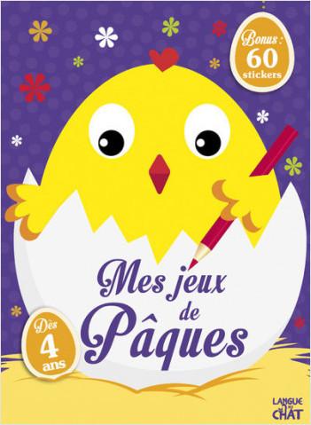 Mes jeux de Pâques - Pour les petits