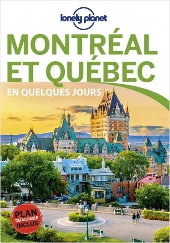 Montréal et Québec En quelques jours - 4ed