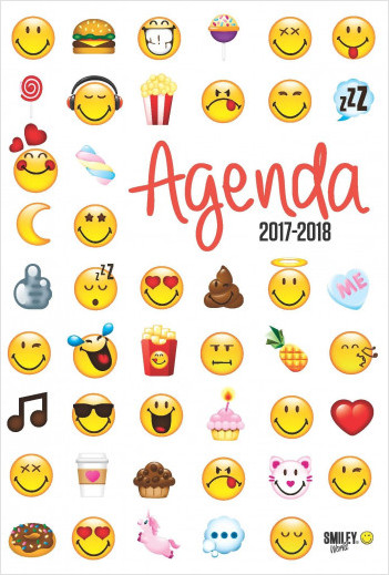 Agenda Smiley Emoticônes