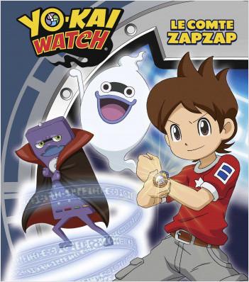 Yo-kai Watch - Le comte Zapzap