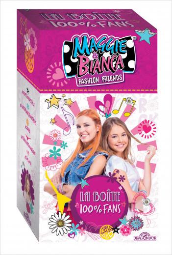 Maggie & Bianca - La Boîte 100% fans