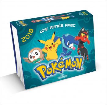 Ephéméride - Une année avec Pokémon
