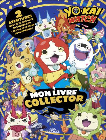 Yo-kai Watch - Mon livre collector