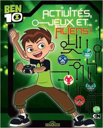 Activités, jeux et... aliens !