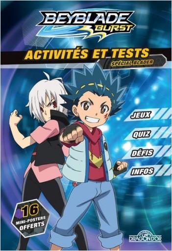 Activités et tests - spécial Blader