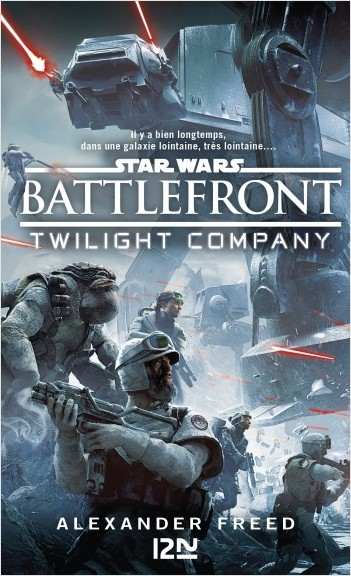 Star Wars : Battlefront - Twilight Compagny