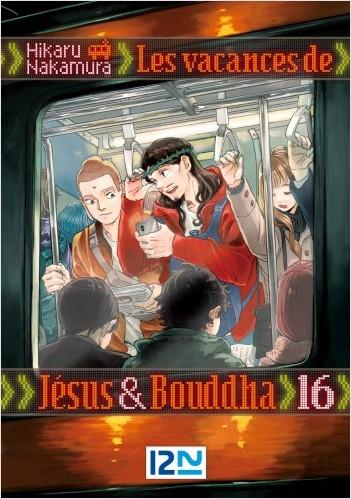 Les vacances de Jésus et Bouddha - tome 16