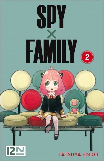 Spy x Family - tome 2