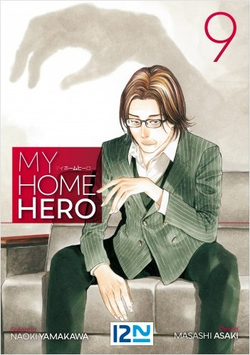 My Home Hero - tome 09