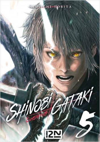 Shinobi Gataki - tome 05