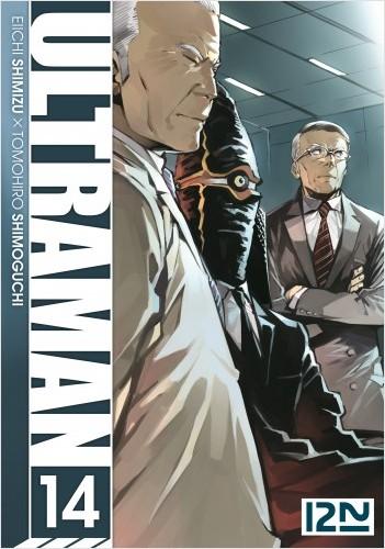ULTRAMAN - tome 14