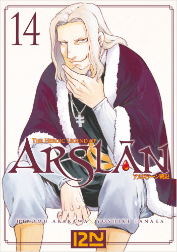 The Heroic Legend of Arslân - tome 14