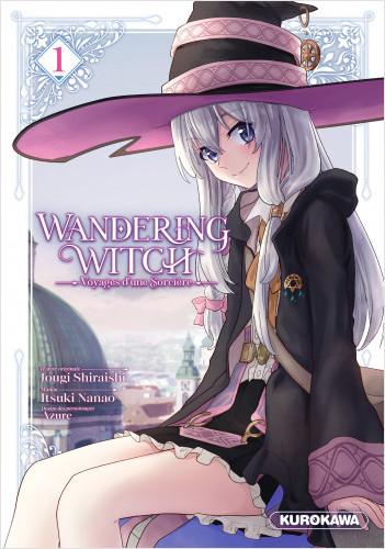 Wandering Witch - Voyages d'une sorcière