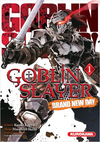 Goblin Slayer Brand New Day